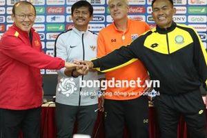 HLV Park Hang Seo thừa nhận chịu áp lực lớn ở vòng loại U23 châu Á