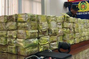 Chuyên án ma túy lớn nhất TP.HCM: Thu giữ 300 kg ma túy.