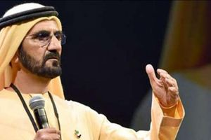 Sheikh Mohammed gửi riêng một chuyến bay viện trợ riêng đến Mozambique