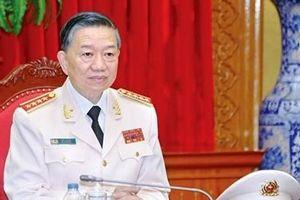 Bộ trưởng Tô Lâm gửi thư khen lực lượng triệt phá đường dây ma túy xuyên quốc gia