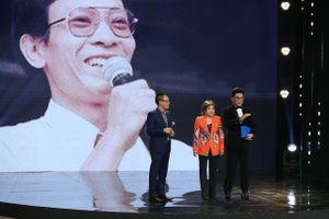 Nhà báo Lại Văn Sâm từng được mẹ vợ nuôi để theo nghề truyền hình