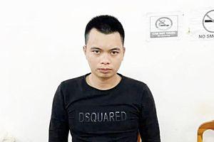 Kẻ bắn tài xế cướp taxi ở Tuyên Quang ra đầu thú