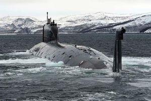Những chiếc tàu ngầm tấn công lớp Yasen mới nhất của Nga