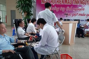 Hiến máu tình nguyện chia sẻ cùng các bệnh nhi
