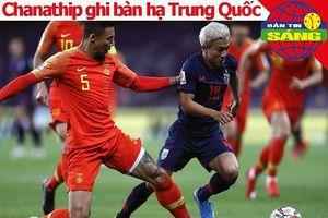 Thái Lan bất ngờ hạ Trung Quốc, Ronaldo bị phạt 20 ngàn euro