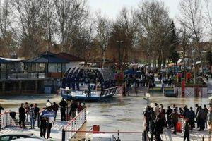 Thảm họa chìm phà ở Iraq, 100 người thiệt mạng