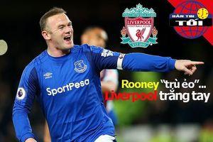 Rooney 'trù ẻo' Liverpool, tay vợt 19 tuổi đổ gục lúc thi đấu