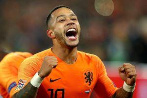 Cựu cầu thủ MU rực sáng, Hà Lan thắng đậm ở vòng loại Euro