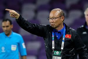 U23 Việt Nam vs U23 Brunei: Quyền lực tối thượng Park Hang-seo