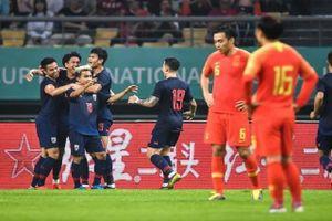 Báo Trung Quốc an ủi đội nhà sau thất bại trước Thái Lan