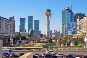 Thủ đô của Kazakhstan có tên gọi mới