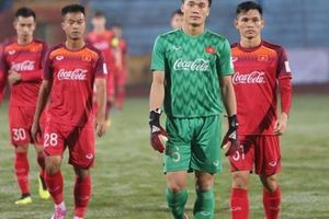 Xem trực tiếp U23 Việt Nam vs U23 Brunei trên VTV5