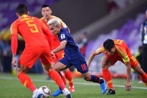 China Cup 2019: Tả xung hữu đột, Messi Thái giúp đội nhà báo thù Trung Quốc