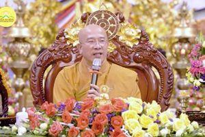 Sư trụ trì chùa Ba Vàng 'phản pháo', khẳng định 'oan gia trái chủ là có thật'