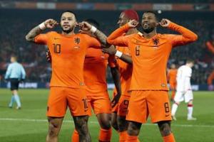 Hà Lan 'thăng hoa' ở trận mở màn vòng loại Euro 2020