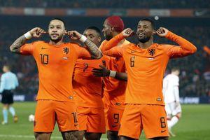 Hà Lan – Belarus 4-0: Cơn lốc cam trở lại