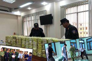 Đánh sập đường dây ma túy cực lớn vào Việt Nam