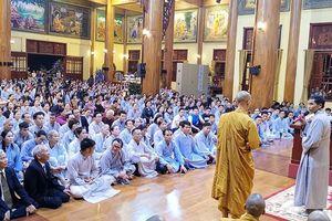 Trụ trì chùa Ba Vàng nói 'bị các thế lực tà đạo bôi xấu'