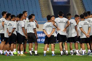 Đối thủ của U.23 Việt Nam: Brunei sở hữu nhiều cầu thủ 'tí hon'