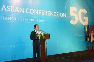 Bộ trưởng Nguyễn Mạnh Hùng: Phát triển 5G cần tư duy đột phá