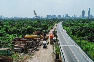Tăng tốc dự án 'rùa bò' cao tốc Trung Lương - Mỹ Thuận