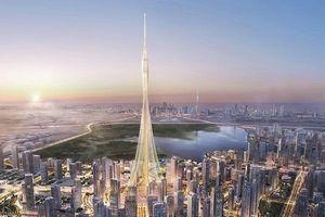 Tòa nhà cao nhất thế giới sắp mất ngôi, 1.000m chưa là gì