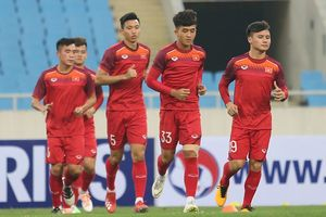 U23 Việt Nam: Cứ xông pha đi, niềm vui sẽ đến!