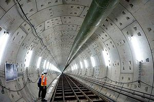 TP.HCM tiếp tục tạm ứng 2.185 tỷ đồng cho tuyến metro số 1