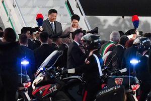 Một nửa thế giới lo ngại trước viễn cảnh Ý xích lại gần Trung Quốc?