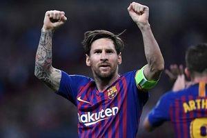 Ronaldo thoát án treo giò; Messi lại thống trị châu Âu về khả năng chuyền bóng