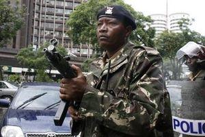 Lực lượng cảnh sát chống khủng bố Kenya bị cáo buộc 'giết người'