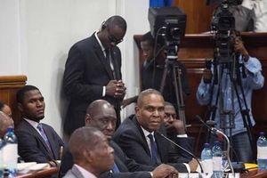 Bộ trưởng Giáo dục nhậm chức Thủ tướng lâm thời Haiti