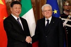 Italy và Trung Quốc thống nhất năm 2020 là Năm Văn hóa và du lịch