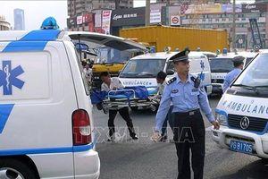 Ô tô lao vào đám đông làm ít nhất 6 người thiệt mạng