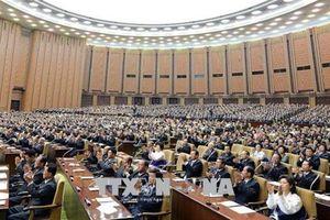 Quốc hội khóa mới của Triều Tiên họp phiên đầu tiên vào tháng 4