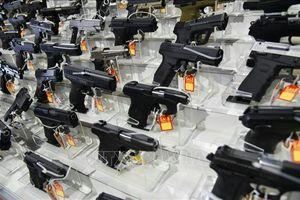 Nhiều nước tăng cường kiểm soát súng sau các vụ tấn công
