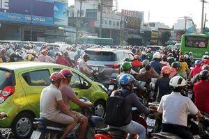 Ban an toàn giao thông TP Hồ Chí Minh: Không còn ùn tắc trên 30 phút