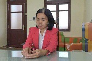 Sự thay đổi thái độ của vợ Bùi Văn Công, đối tượng mới bị bắt giữ vụ nữ sinh bán gà