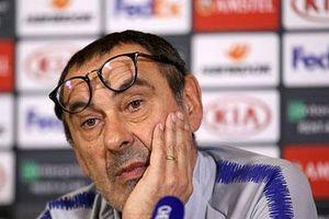 Chưa rời Chelsea, HLV Sarri đã được trải thảm đỏ