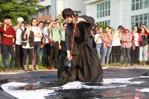 Những hình ảnh ấn tượng tại Lễ hội giao lưu văn hóa Việt-Nhật