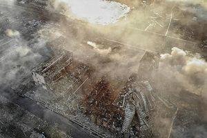 Nổ kinh hoàng nhà máy thuốc trừ sâu ở Trung Quốc: gần 800 người thương vong