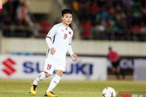 U23 Việt Nam - U23 Brunei: Muốn thắng to, thầy Park phải lo Quang Hải