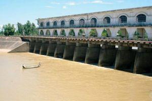 Độ mặn tại điểm lấy nước vào Nhà máy nước Cầu đỏ vượt ngưỡng cho phép