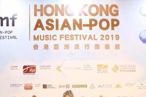Chủ nhân hit 'Người lạ ơi' Orange tiếp tục khoe giọng tại HongKong Asian Pop