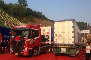 Giải quyết ách tắc hàng hóa khu vực cửa khẩu Lạng Sơn