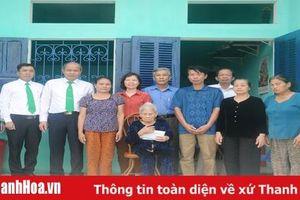 Mai Linh Thanh Hóa hỗ trợ xây nhà tình nghĩa cho gia đình chính sách