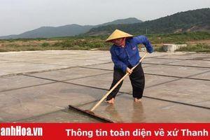 Xã Hòa Lộc: Nhọc nhằn nghề muối và bài toán chuyển đổi mô hình kinh tế