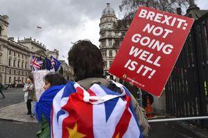 Hơn 1 triệu người ký đơn xin hủy Brexit