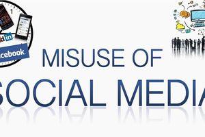 Trách nhiệm của người làm báo khi tham gia mạng xã hội
