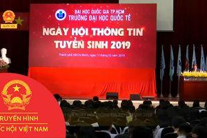 HƠN 5000 HỌC SINH THAM GIA NGÀY HỘI TUYỂN SINH 2019